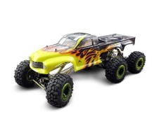 RC Машина краулер HSP 4WD Yellow Flame