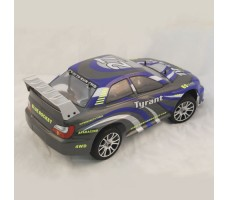 фото RC машины HSP Blue Rocket Top 4WD RTR сзади
