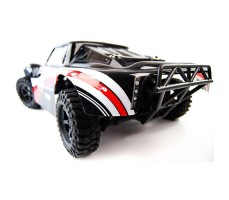 фото RC шорт-корс трака ACME Trooper 4WD Black сзади