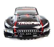 фото RC шорт-корс трака ACME Trooper 4WD Black спереди