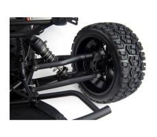 фото амортизатора и колеса RC шорт-корс трака Arrma Fury 2WD