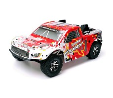 RC шорт-корс трак Arrma Fury 2WD Red