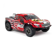 RC шорт-корс ARRMA Fury BLS 2WD RTR Red