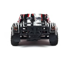 фото RC шорт-корс трака ARRMA Fury BLS 2WD RTR Red сзади
