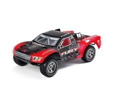 RC шорт-корс трак ARRMA Fury BLX 2WD RTR
