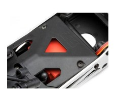 фото деталей в системе RC шорт-корс трака Arrma Fury BLX 2WD
