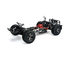 фото системы RC шорт-корс трака Arrma Fury BLX 2WD