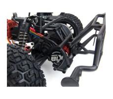 фото подвески и мотора RC шорт-корс трака Arrma Fury BLX 2WD
