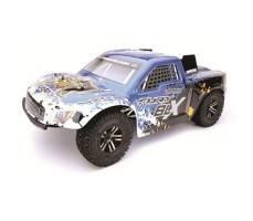 RC шорт-корс трак Arrma Fury BLX 2WD Blue