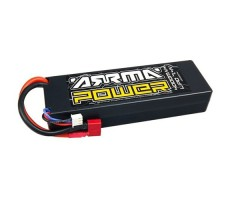 фото аккумулятора RC шорт-корс трака Arrma Mojave BLX 2WD
