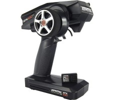 фото пульта управления RC шорт-корс трака ARRMA Senton BLX 6S 4WD RTR