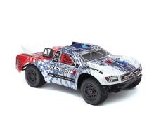 RC шорт-корс трак ARRMA Senton BLX 6S 4WD RTR