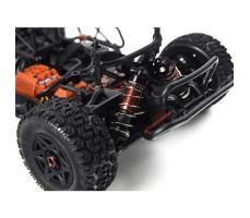 фото задней части системы RC шорт-корс трака ARRMA Senton BLX 6S 4WD RTR
