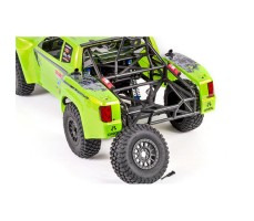 фото RC шорт-корс трака AXIAL Trophy Truck Green c дополнительным колесом