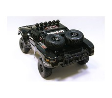 фото RC шорт-корс трака Carisma M40DT 4WD сзади