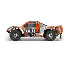 фото RC шорт-корс трака HPI Blitz Skorpion 2WD сбоку