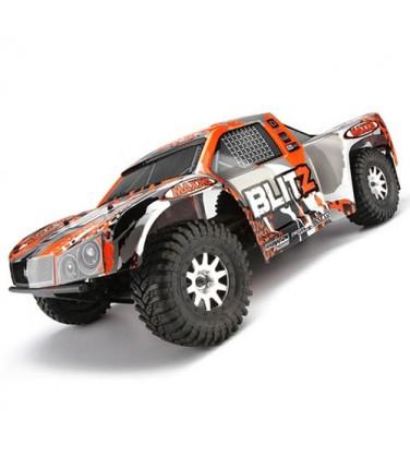 RC шорт-корс трак HPI Blitz Skorpion 2WD | Купить, цена, отзывы