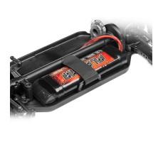фото отсека для аккумулятора RC машины HPI RS4 Sport 3 BMW E30 M3 4WD RTR