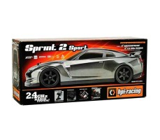 фото коробки  RC машины HPI Sprint 2 Sport Nissan GT-R (R35) 4WD RTR