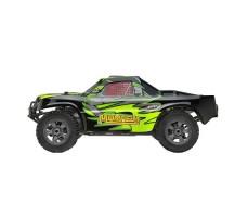фото RC шорт-корс трака Iron Track Mayhem Mega 4WD сбоку