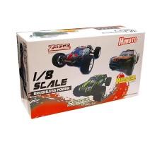 фото коробки от RC шорт-корс трака Iron Track Mayhem Mega 4WD