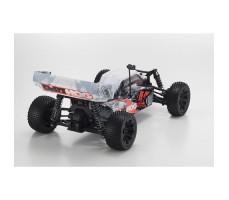 фото радиоуправляемой машины Kyosho Dirt Hog 1/10 4WD сзади
