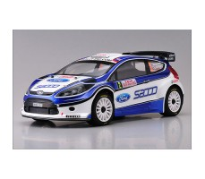 RC машина Kyosho DRX VE 2010 Ford Fiesta 1/9 4WD