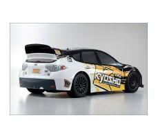 фото RC машины Kyosho DRX VE Subaru Impreza One11 4WD RTR сзади