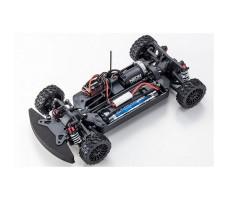 фото бесщеточной системы RC машины Kyosho Fazer Lancer KX1 VE-X 1/10 4WD
