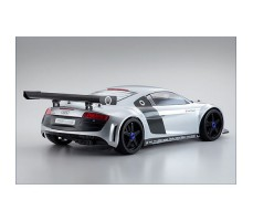 фото RC машины Kyosho Inferno GT2 VE RS Audi R8 4WD RTR сзади