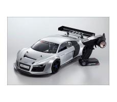 фото RC машины Kyosho Inferno GT2 VE RS Audi R8 4WD RTR с пультом управления
