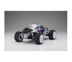 фото RC машины Kyosho Mad Bug VEi 1/10 4WD сзади