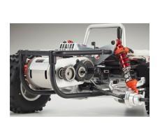 фото амортизаторов и шестерни RC машины Kyosho Racing Buggy Tomahawk 1/10 2WD