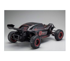 фото RC машины Kyosho Scorpion B-XXL VE 1/7 2WD сзади