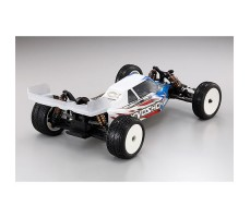 фото RC машины Kyosho Ultima RB6 KIT 1/10 2WD сзади