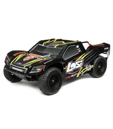 RC шорт-корс трак Losi Tenacity 4WD Black | Купить, цена, отзывы