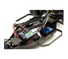 фото отсека для аккумулятора RC шорт-корс трака Team Associated SC10 Pro Comp 2WD