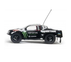 фото RC шорт-корс трака Team Associated SC10 Spec. Monster Energy|Toyota Racing 2WD сбоку
