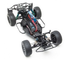 фото системы RC шорт-корс трака Team Associated SC10 Spec. Monster Energy|Toyota Racing 2WD