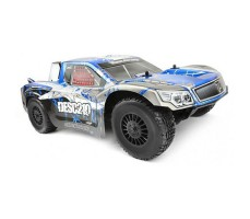 RC шорт-корс трак Team Durango DESС210 2WD Blue