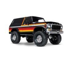Радиоуправляемая машина TRAXXAS TRX-4 Ford Bronco XLT Ranger 1/10 4WD