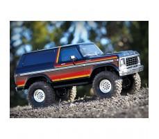фото Радиоуправляемая машина TRAXXAS TRX-4 Ford Bronco XLT Ranger 1/10 4WD