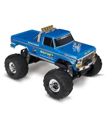 Радиоуправляемая машина Traxxas BigFoot No. 1 1/10 2WD | Купить, цена, отзывы