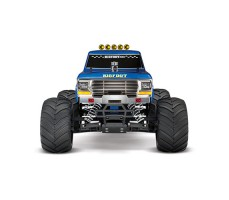 фото радиоуправляемой машины Traxxas BigFoot No. 1 1/10 2WD спереди