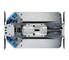 фото рамы бесщеточной системы радиоуправляемой машины Traxxas E-Maxx 1/10 4WD Brushless TSM