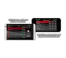 фото моб. приложения радиоуправляемой машины Traxxas E-Maxx 1/10 4WD Brushless