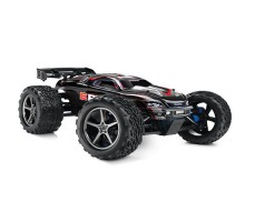 RC машина Traxxas E-Revo 1/10 4WD Brushless TSM Black