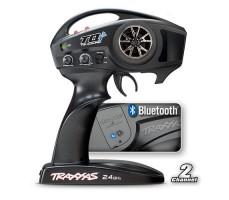 фото пульта радиоуправляемой модели машины Traxxas E-Revo 1/10 4WD Brushless TSM