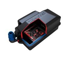 фото ящика приемника  радиоуправляемой модели машины Traxxas E-Revo 1/10 4WD Brushless TSM