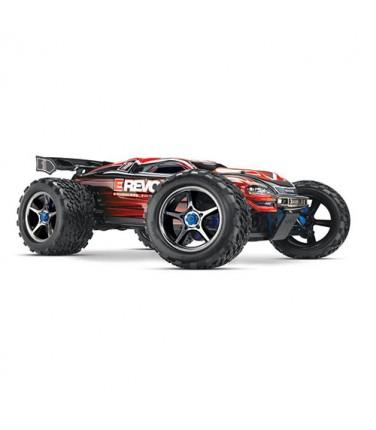 RC машина Traxxas E-Revo 1/10 4WD Brushless TSM Red | Купить, цена, отзывы